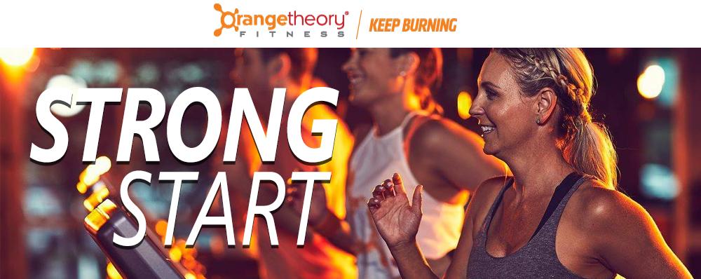 Win a 3 Month Membership from Orangetheory!