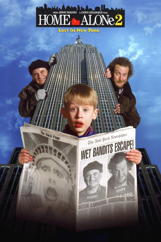 "15 Things You Didn't Know About ""Home Alone 2: Lost in New York"""