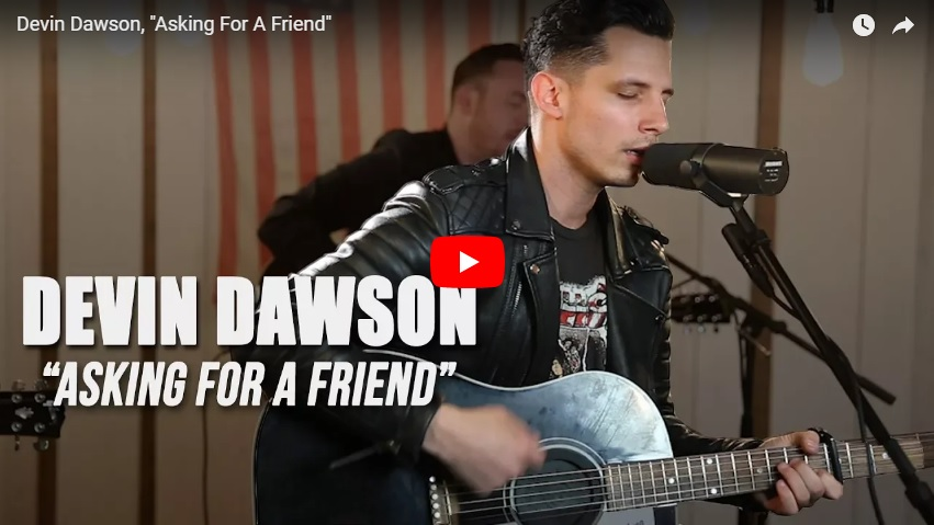 """New 2U at 2:02 April26, 2018:  Would you add Devin Dawson's """"Asking For A Friend"""" to your playlist?..."""