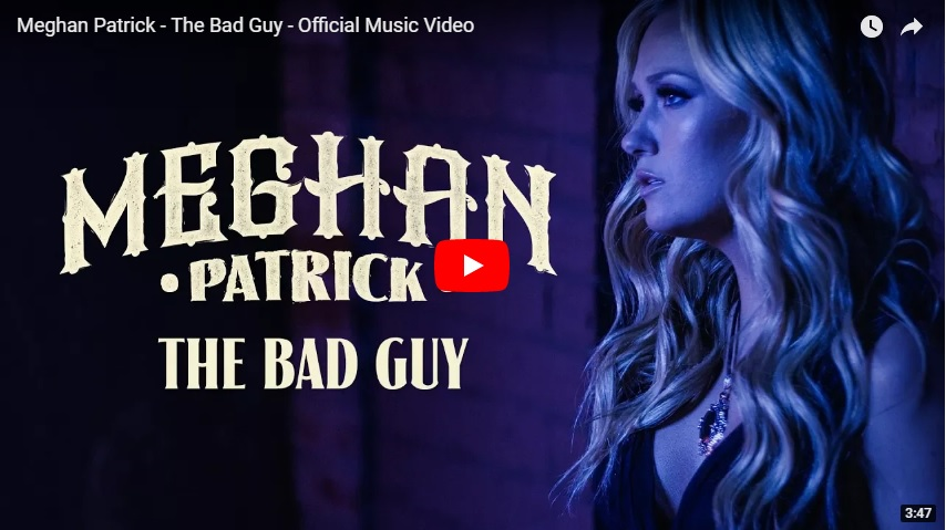 "New 2U at 2:02 April 18:  Would you add Meghan Patrick's ""The Bad Guy"" to your personal playlist?..."