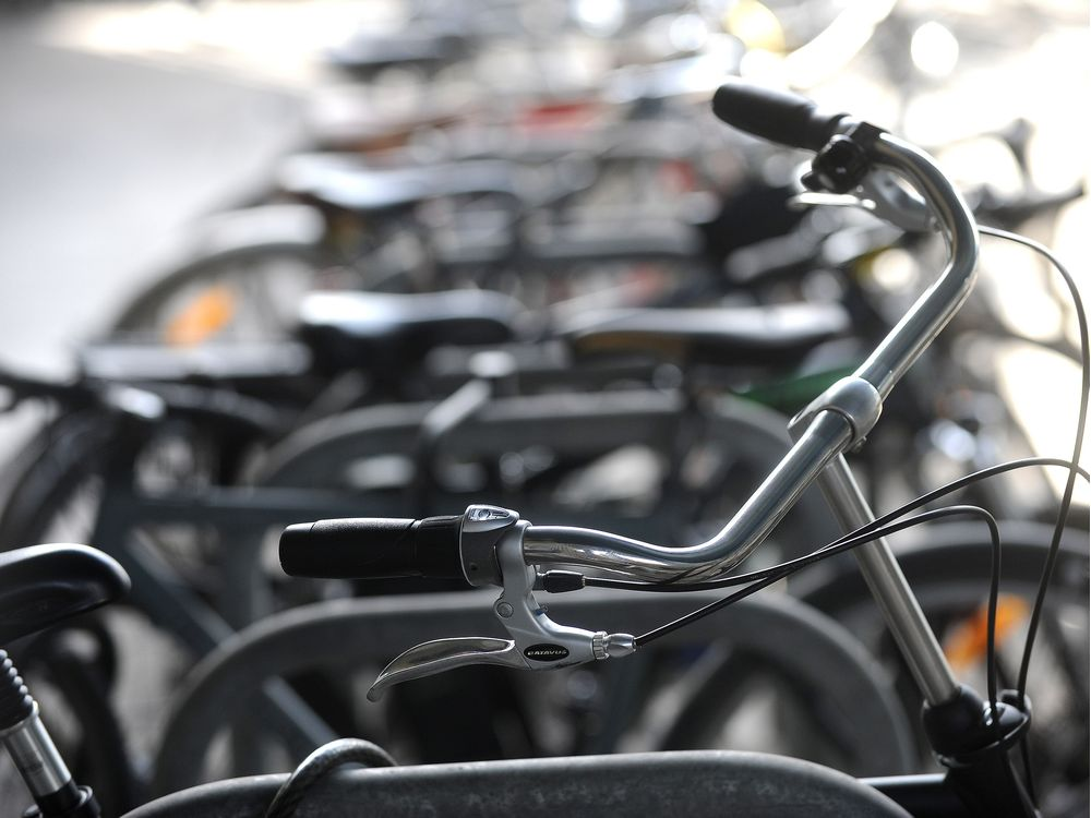 Winnipeg Schools  have TWO weeks to apply for  FREE  and Secure Bike Racks!
