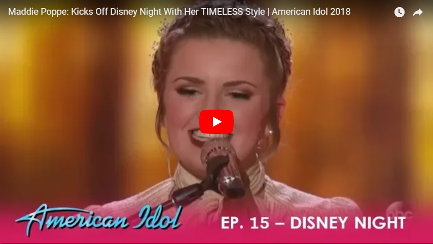 Top 7 on American Idol Disney Night...who is your favourite to win?
