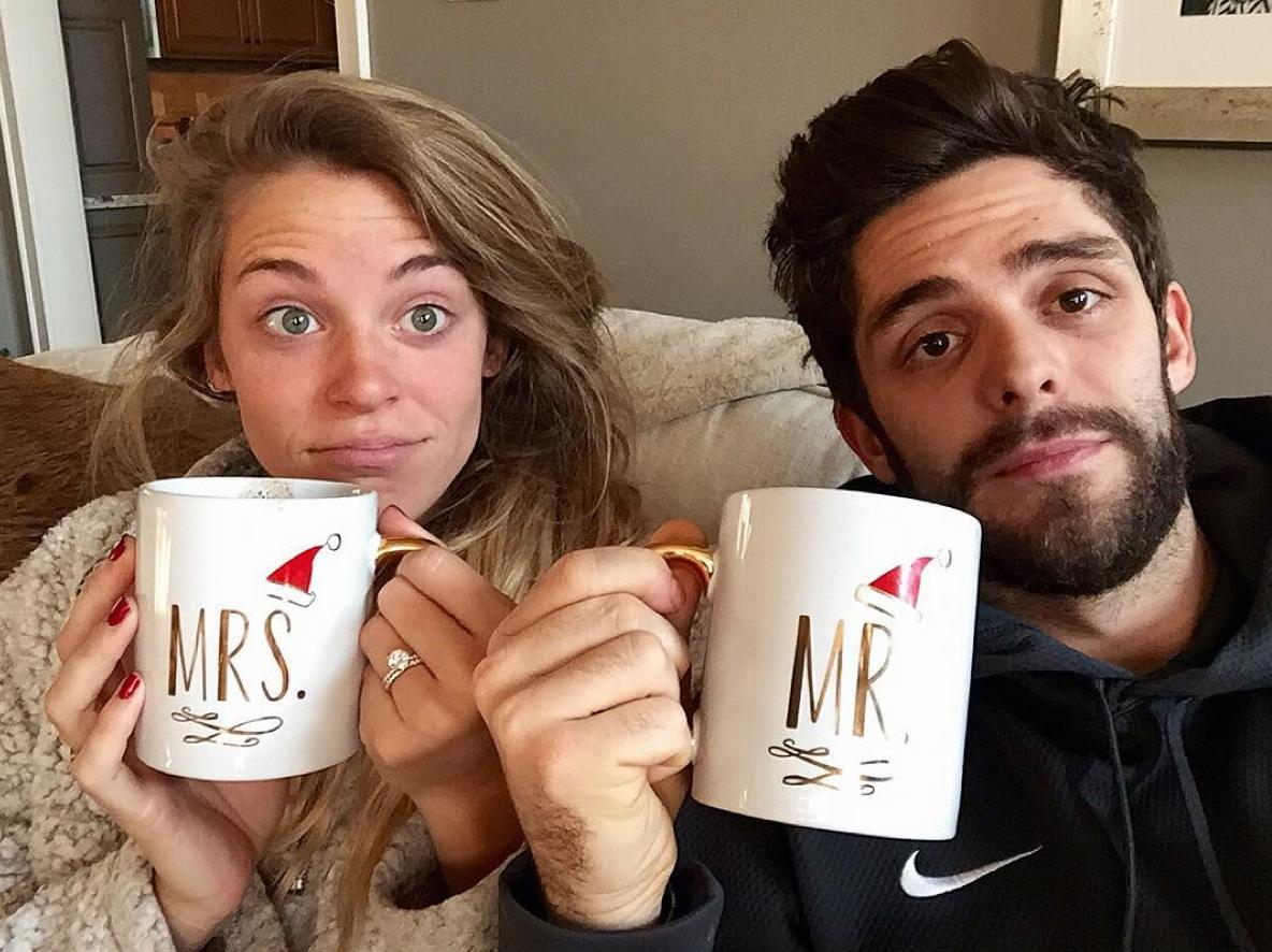 Thomas Rhett Shares The Secret To His Successful Marriage