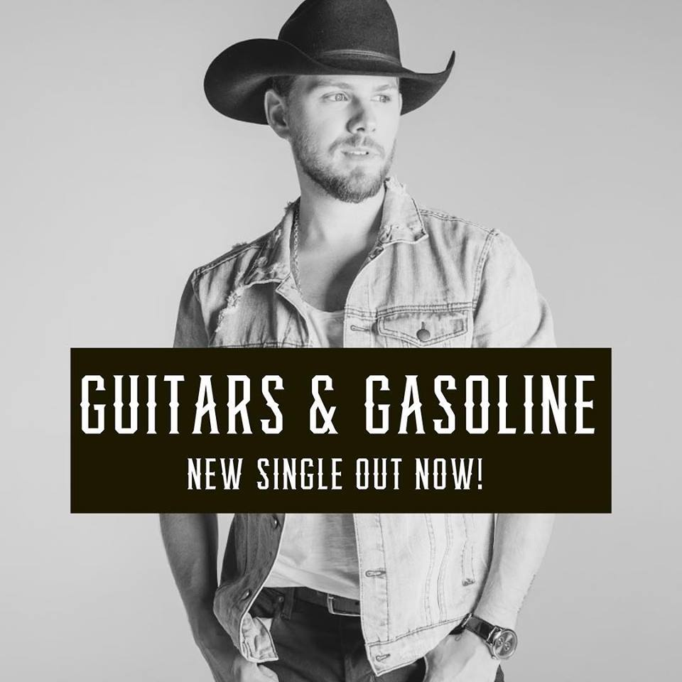 """New 2U at 2:02 May 15, 2018: Would you add Brett Kissel's """"Guitars and Gasoline"""" to your personal playlist?"""