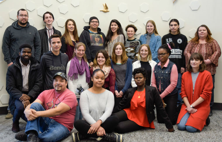 Just call this , the U of W's  PEACE CORPS!