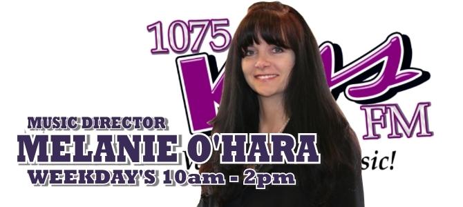 Melanie OHara