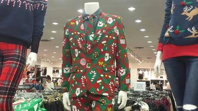 Holiday Party Suit!