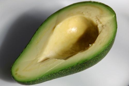 This Avocado Has A Face