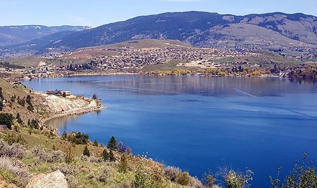 Okanagan And Kalamalka Lakes Drop More