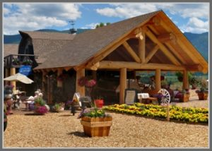 New Owners For Log Barn