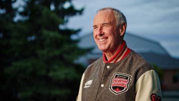 Ron MacLean Hosts Rogers Hometown Hockey
