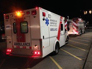 Extra Ambulance Funding