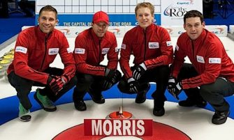 Morris/Cotter Team Win BC Final