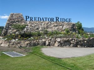 Wildfire Prevention At Predator Ridge
