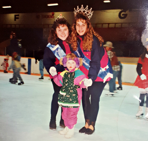 1994 Skating Party
