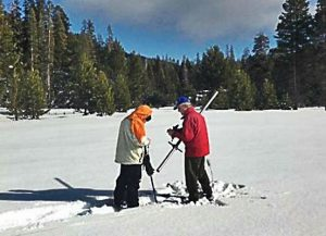 New Snow Needed for Snow Pack