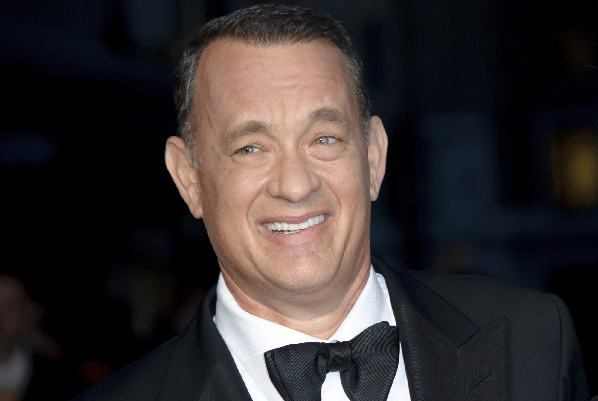 Tom Hanks first book is about....what?!