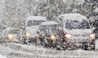 Snowfall Warning Updated