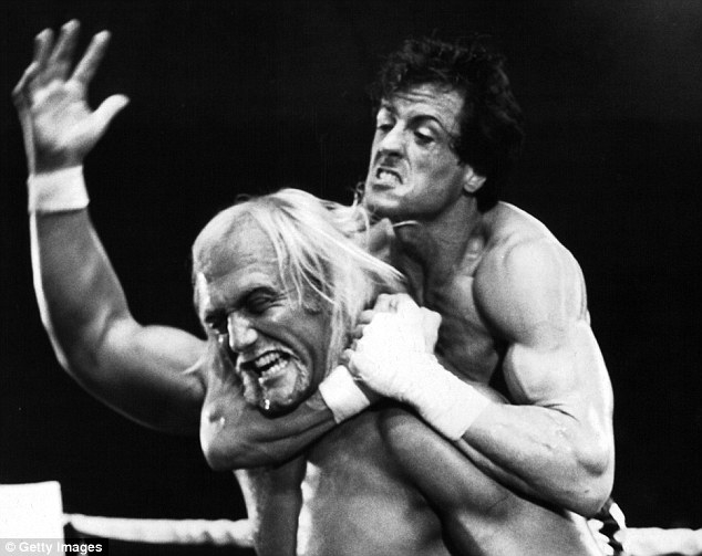 Years later..the secret behind 'Rocky III'