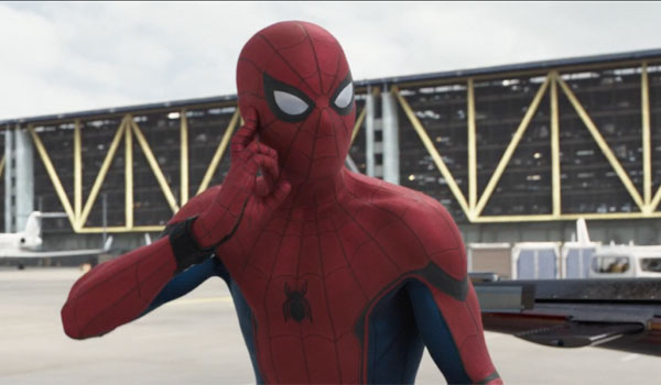 Spider-Man...1st look at new trailer!