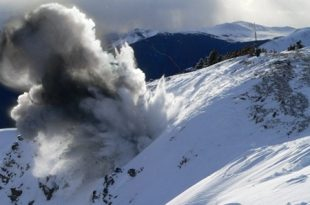 #1 Closing for Avalanche Control