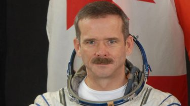 Astronaut Legend Coming to Vernon