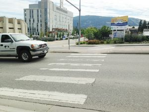 Light Demanded For Dangerous Crosswalk