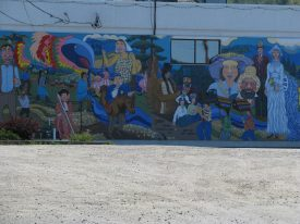 Enderby Mural Will Stay As Is