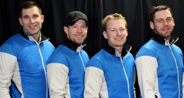 Cotter Rink Begins 4th Straight Brier Run