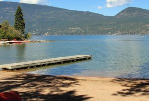 Lakes Continue To Recede