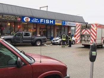 Update: Pedestrian Injured By Vehicle