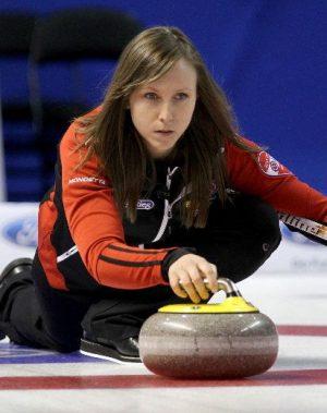 Canada's Homan Wins Gold Women's Curling