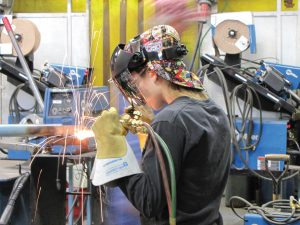 Youth Trades Training Funding for Vernon
