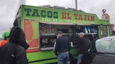 Taco Truck Saves Day