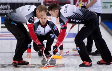 Canada's Gushue Advances to World Curling Gold-Medal Game