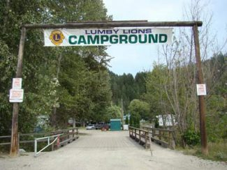 Campers Can Start Early In Lumby