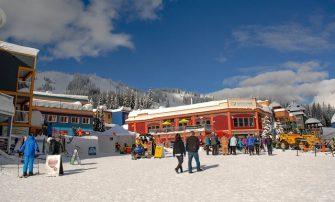 Ski Delegates Meet At Silver Star