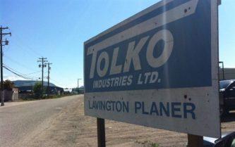 Tolko Invests In Communities