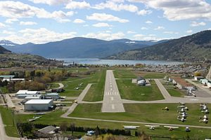 Emergency Exercise At Vernon Airport