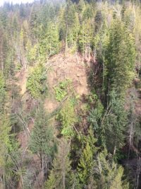 Landslide Forces Evacuations In Kaslo