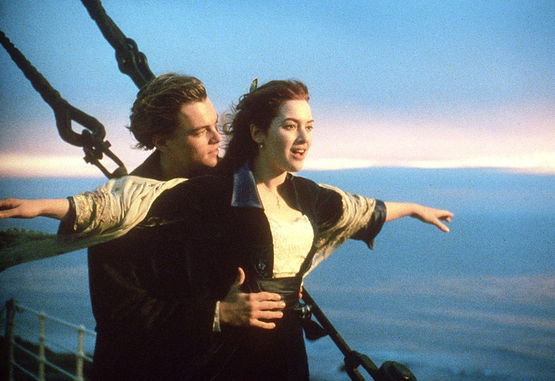 Can you imagine 'Titanic' without THIS?..