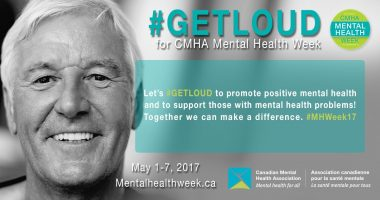 GET LOUD About Mental Health