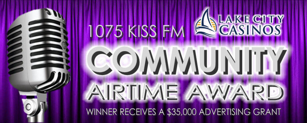 KISS Community Airtime Award