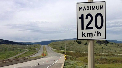 Expect Coquihalla Speed Traps Today