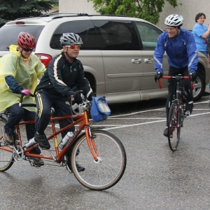 Cycling For Independence Ride