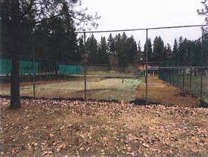 Red Tape Keeps Tennis Courts Closed