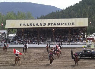 Falkland Stampede Plans 100th For 2018