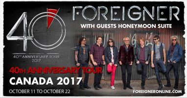 Attention All Foreigner Fans!
