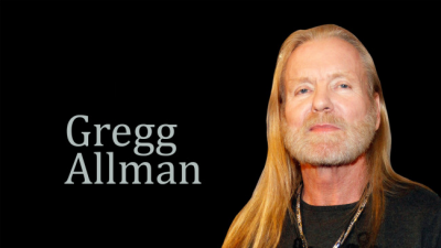 Southern Rock Pioneer Gregg Allman Passes at 69