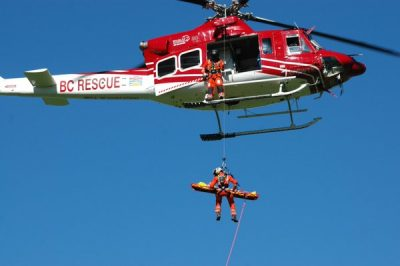 Vernon Search & Rescue Called out Three Times Saturday